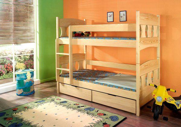 Łóżko wysokie Wiktor