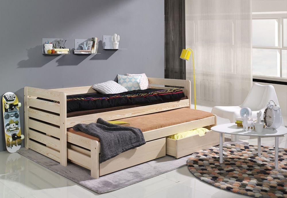Łóżko modzieżowe