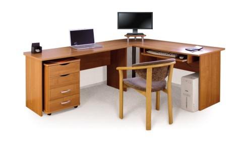 Biurko dla sportowca elektronicznego