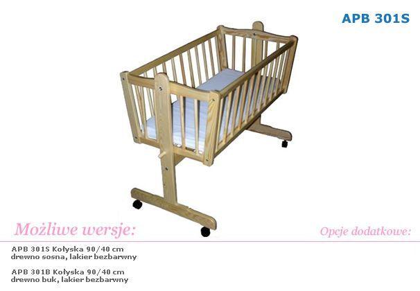 Kołyska dla niemowlaka meble dla dzieci