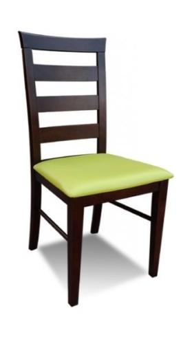 Krzesło tapicerowane bukowe K39