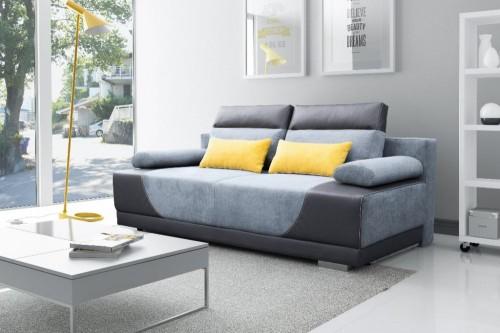 Sofa salonowa rozkładana Gregory
