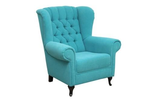 Stylowy fotel do salonu Pola