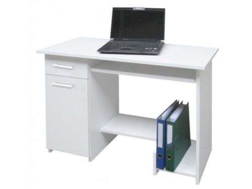 Ładne biurko komputerowe