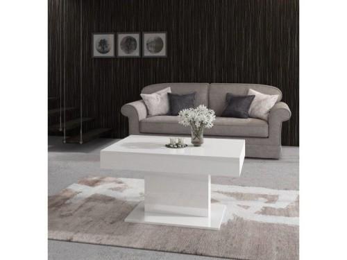Biały stół w nowoczesnym stylu Beller