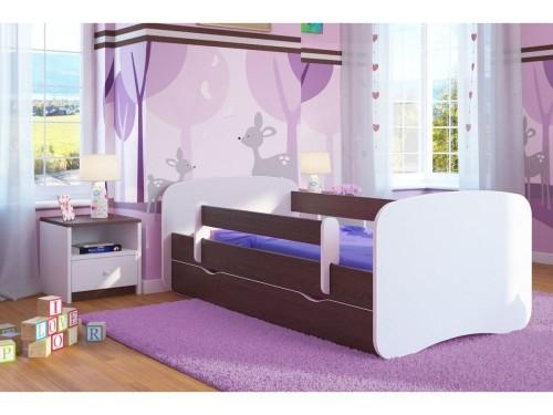 Łóżko dla dziewczynki Amelka