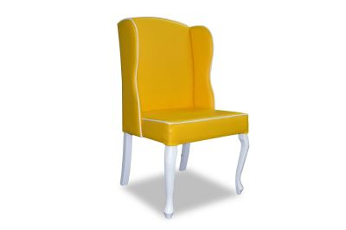 Polski mebel - polskie krzesło tapicerowane