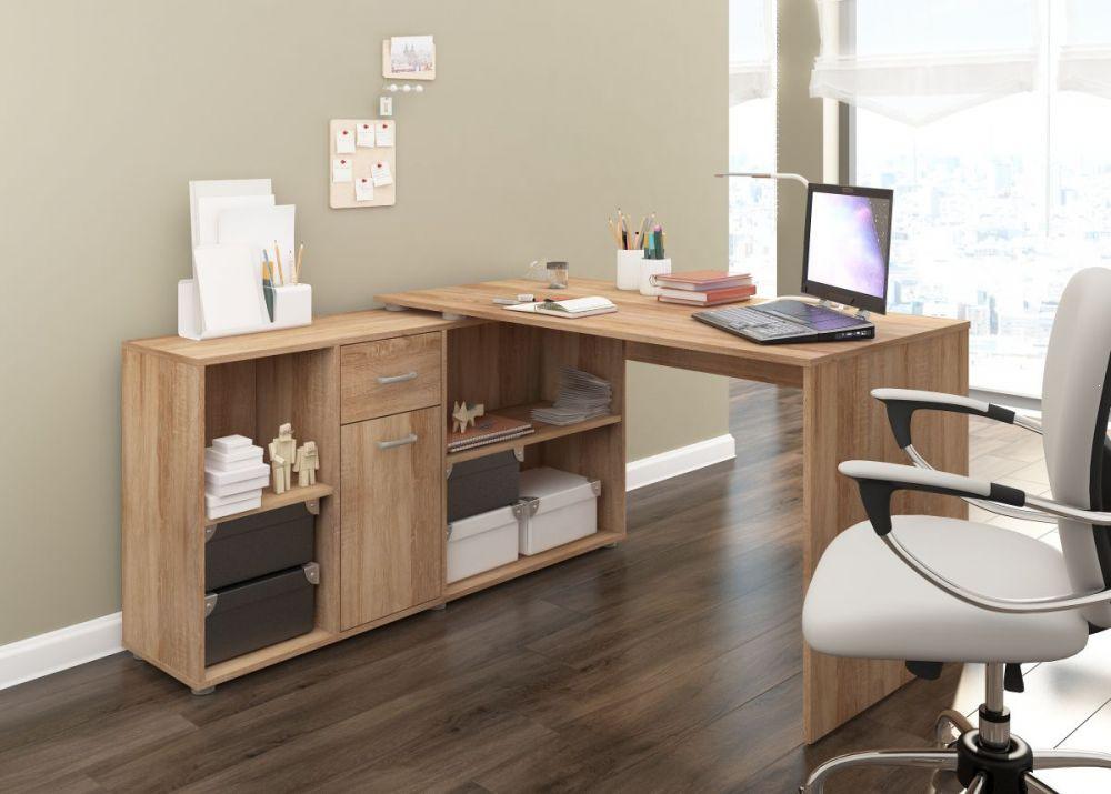 Nowoczesna architektura Komoda, szafka i biurko – trzy w jednym – nowoczesne meble do NJ62