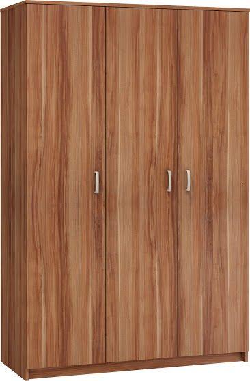 Szafa 3 drzwiowa śliwa kolor