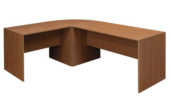 Duże biurko narożne Olek