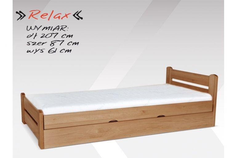 Jednosobowe łóżko Relax