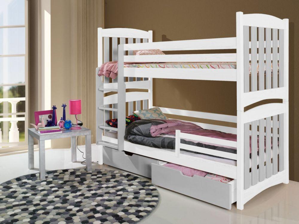 piętrowe łóżko dziecięce