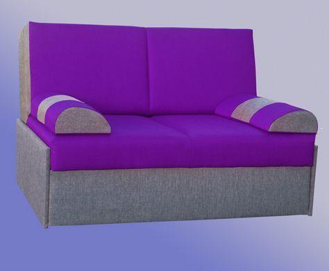 Rozkładana sofa młodzieżowa Dakota