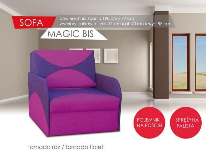 Magic Bis sofa amerykanka dziecięca
