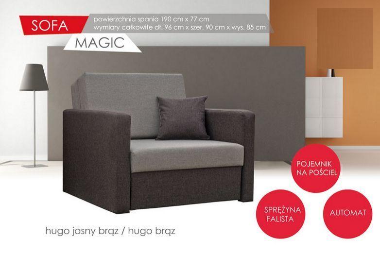 Rozkładana sofa Magic