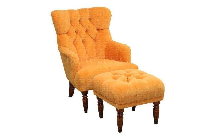 fotel i podnóżek Bristol