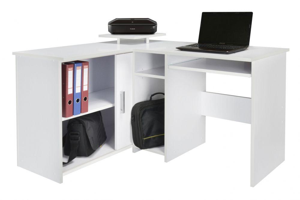 Komputerowe biurko narożne Michał