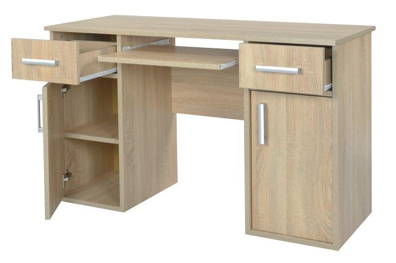 Proste biurko z szufladami