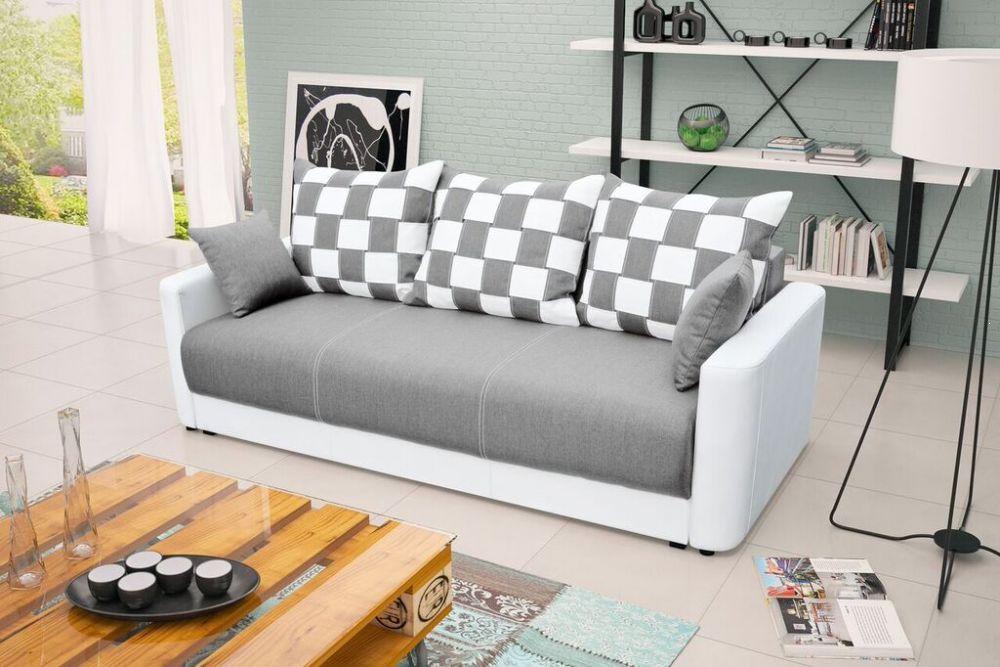 Sofa tapicerowana rozkładana