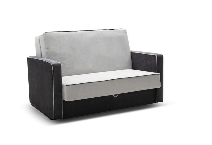 Sofa rozkładana dwuosobowa Paul
