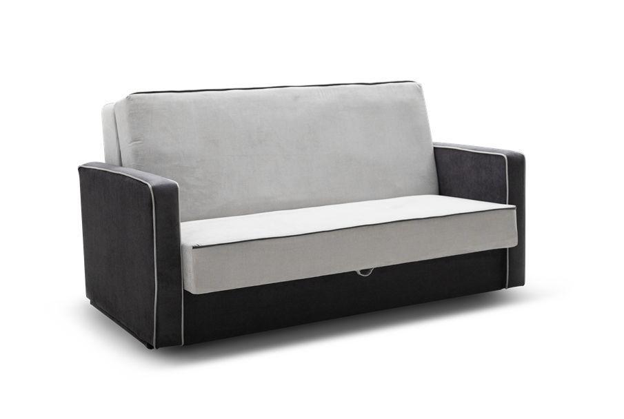 Sofa Rozkladana Tapicerowana Paul 3 Osobowa Plmeble Pl