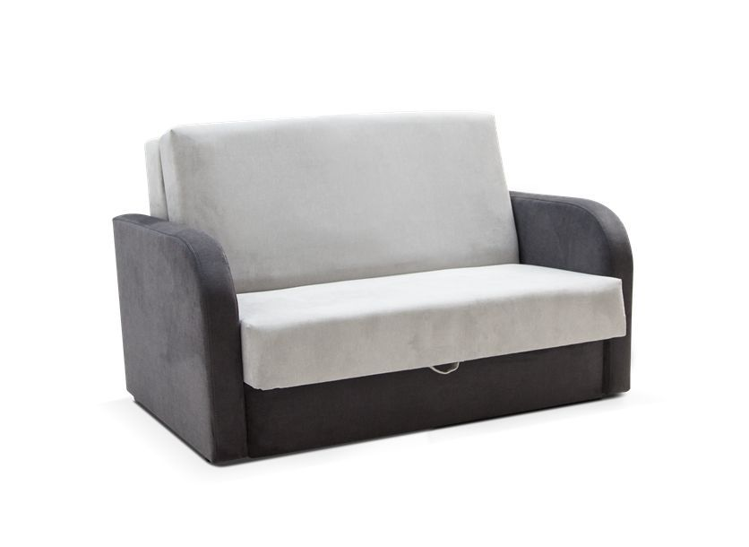 Młodzieżowa sofa rozkładana dwuosobowa Clip 2