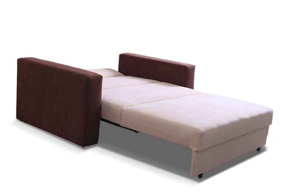 Sofa Rozkładana Tapicerowana Z Pojemnikiem Amerykanka Nina Plmeblepl