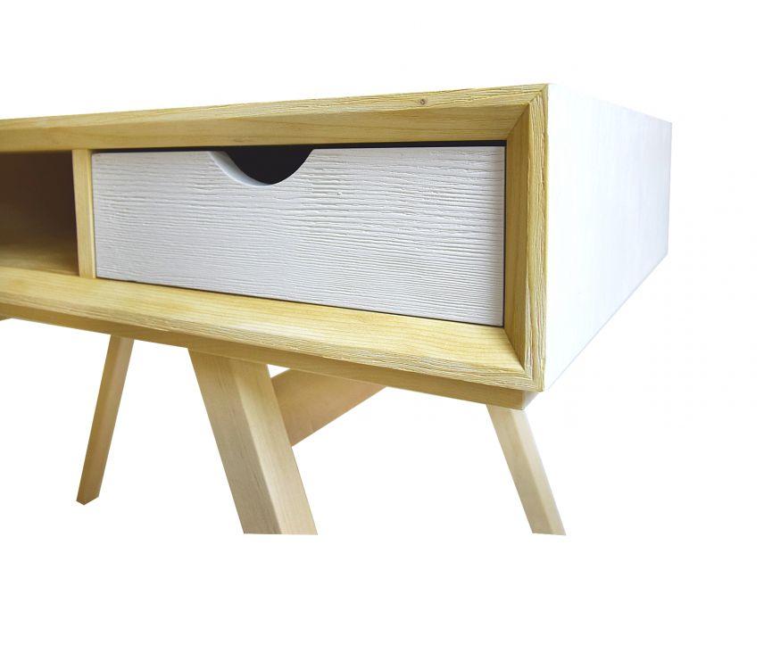 Orinalne biurko z nowoczenym designem
