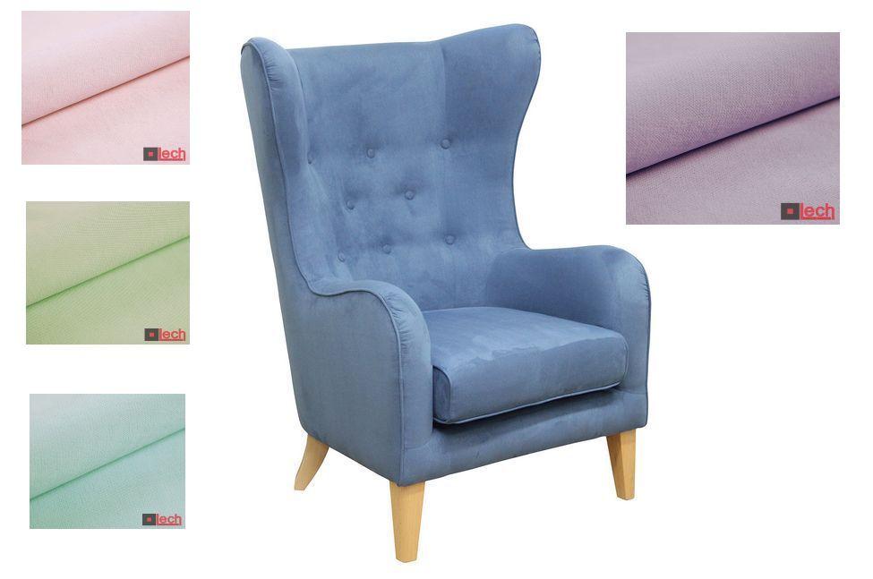Fotel uszak tanio