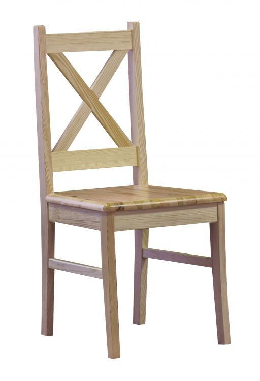 Krzesło drewniane Rodos