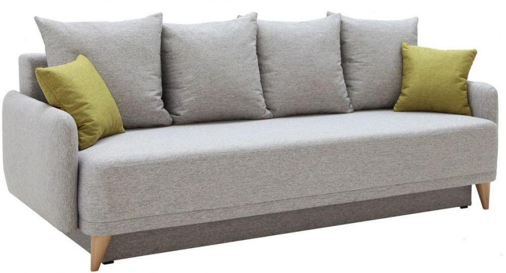 Rozkładana sofa tapicerowana