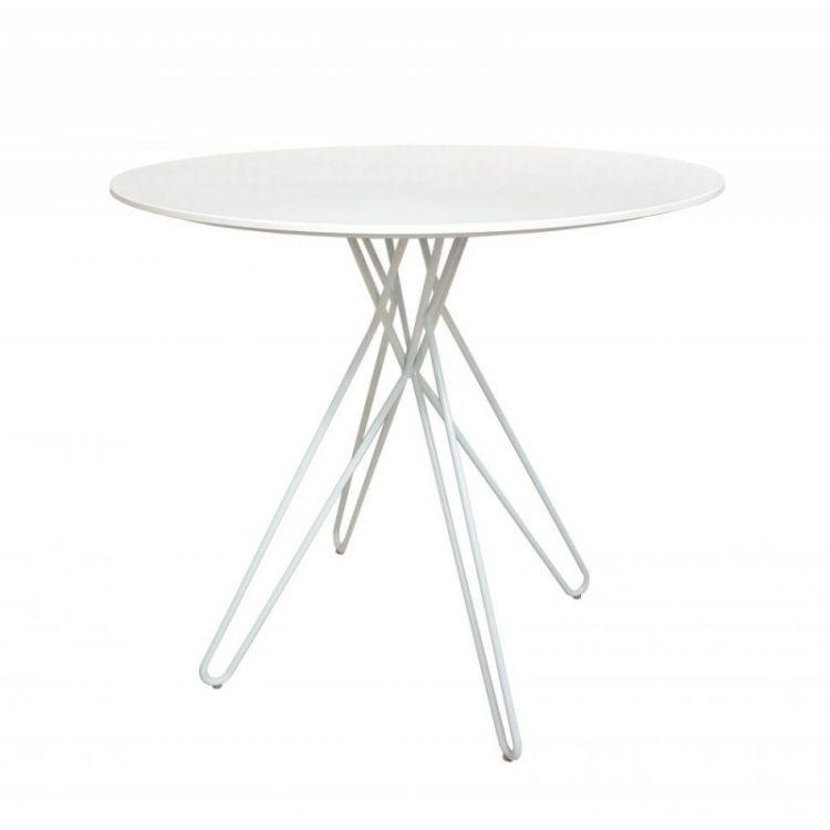 Poważnie Stół okrągły Mase biały | PLMEBLE.PL GJ59