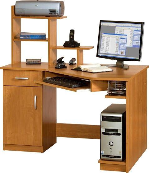 Biurko komputerowe narożne Carmen Max