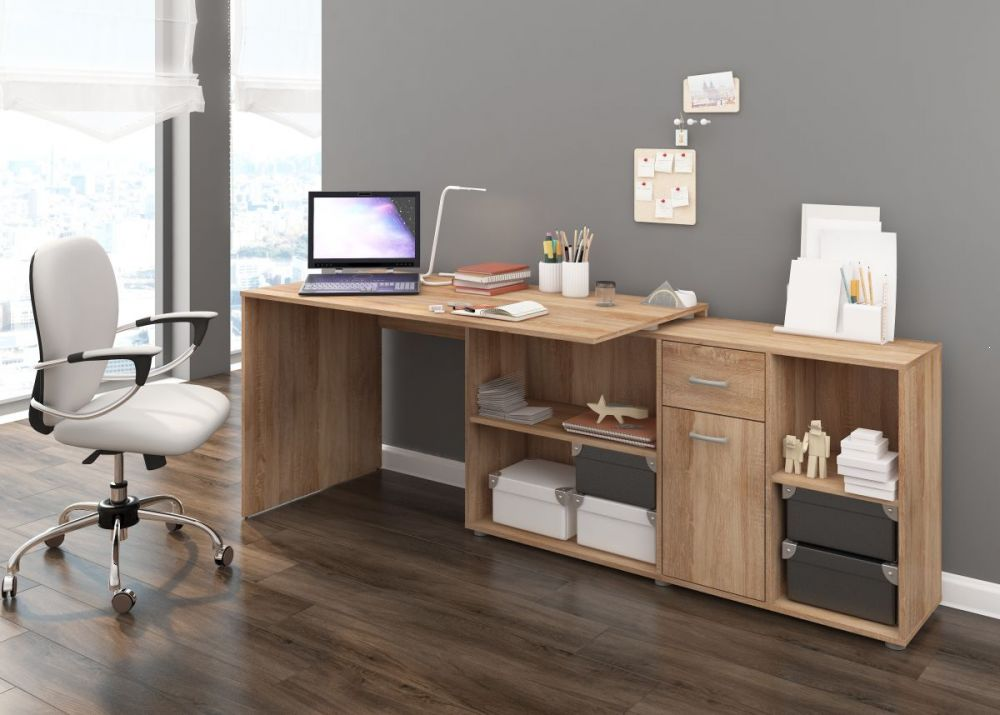 Dwufunkcyjne biurko Beat