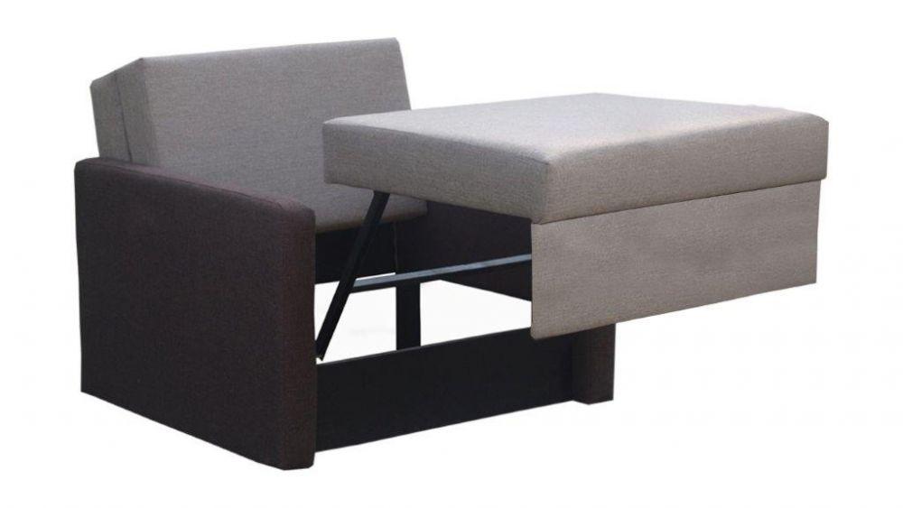 maly fotel składany
