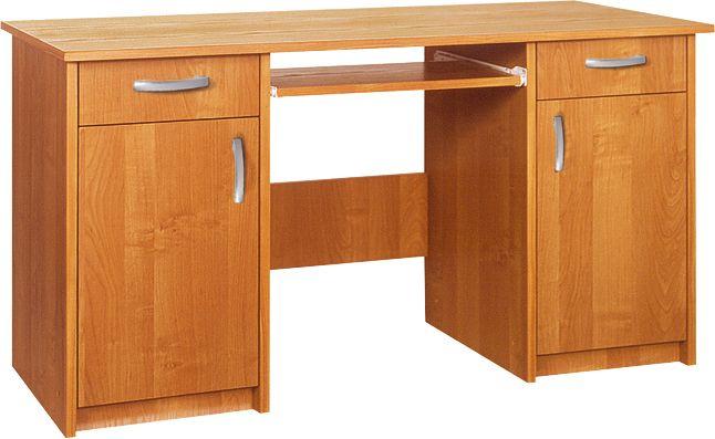 Dwie szafki w biurku