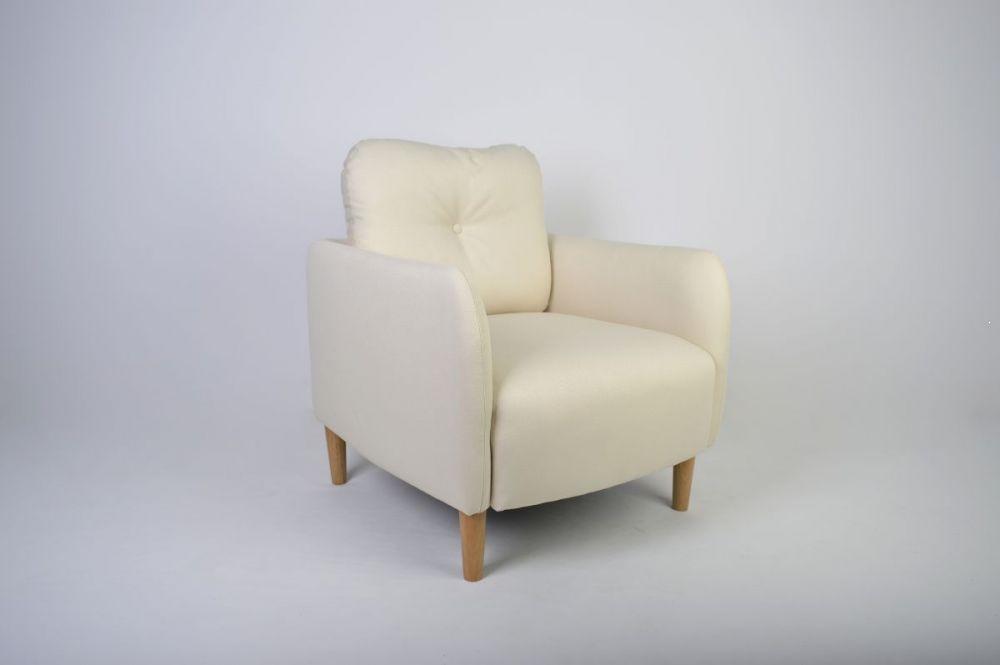 Nowoczesny fotel Ted