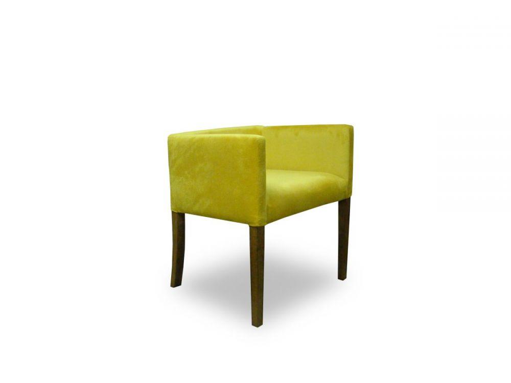 Kubełkowy fotel
