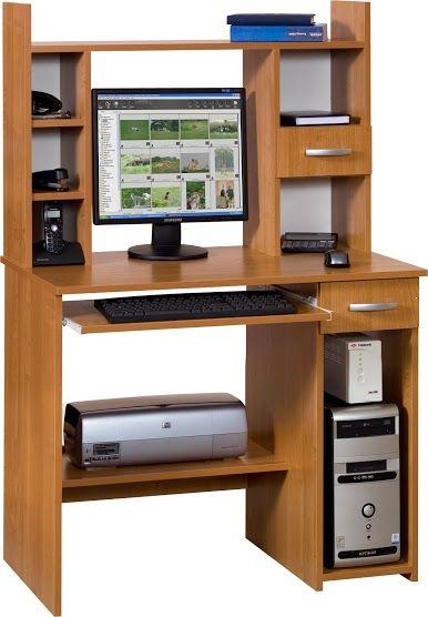 Biurko Komputerowe Z Nadstawką Kuba Max Plmeblepl