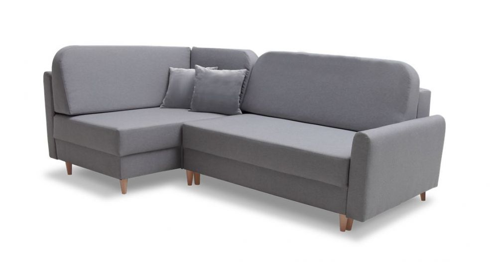 Sofa narozżna rozkładana Praga Bis