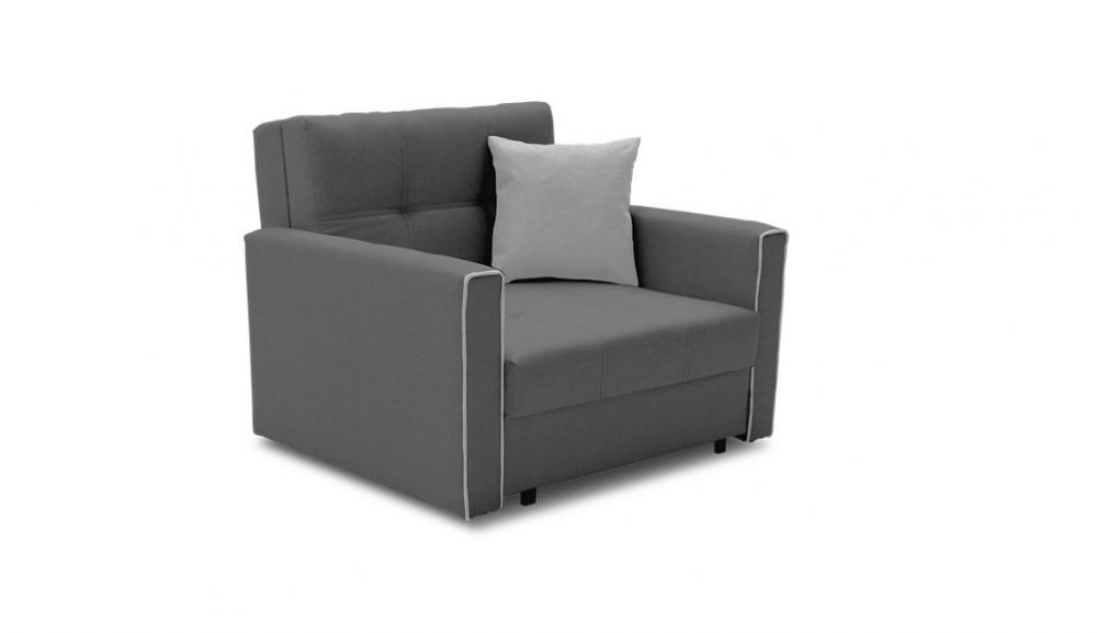 Sofa rozkładana z poduszką Tom