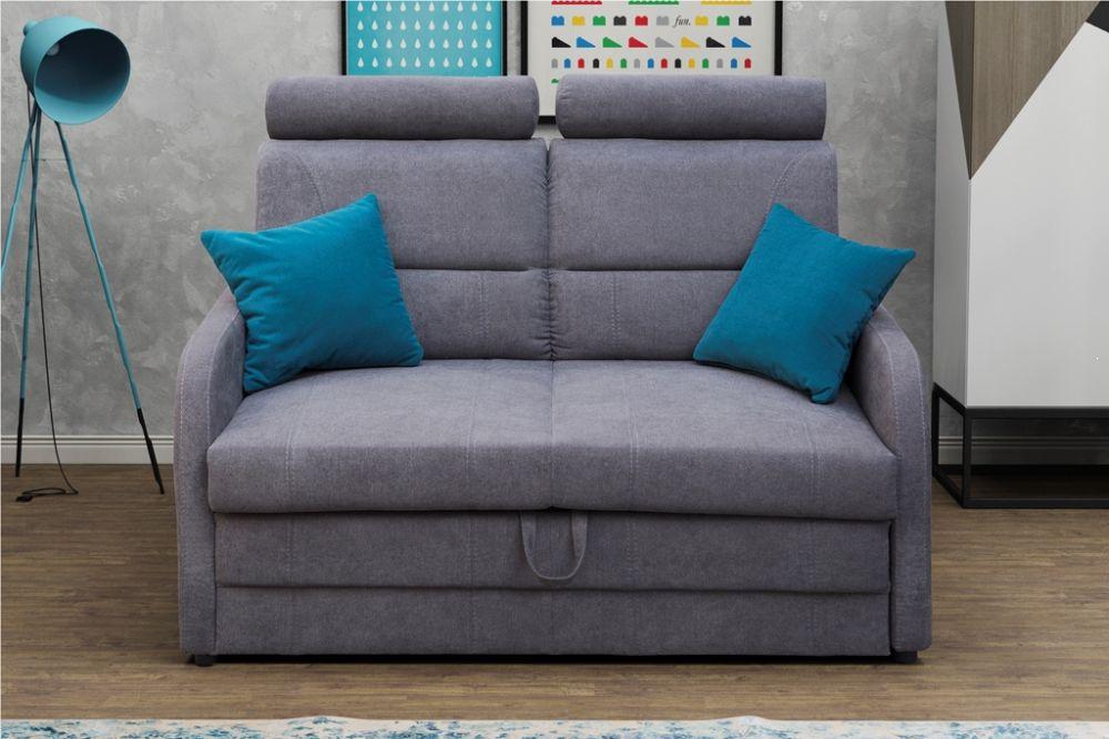 Dwuosobowa sofa do spania Wibaro