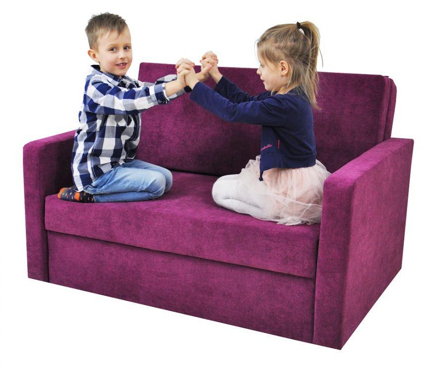 Sofa rozkladana dwuosobowa Fun