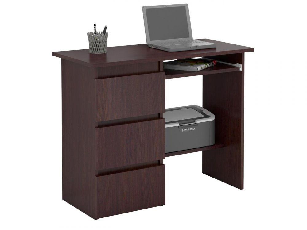 Tanie biurko z szufladkami
